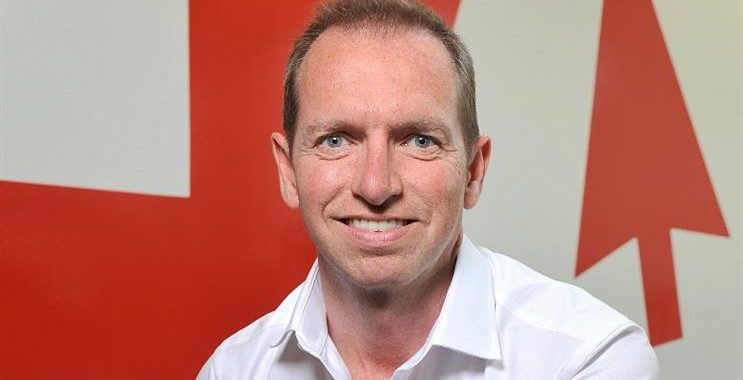 Just Eat's global chief marketing officer has left the company after three years at the helm.