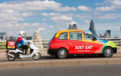 Just Eat wants to use AR to drive delivery orders