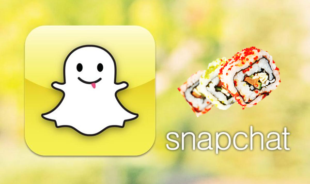 How to utilize Snapchat for eateries?