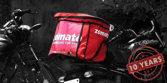 Zomato claims crossing 1 Mn orders in a day, launches pickup option