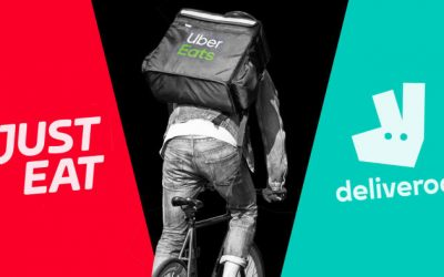 Just Eat to ramp up expansion of delivery business