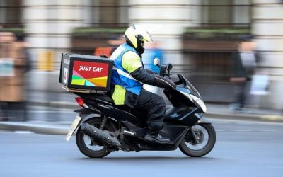 Just Eat and Takeaway.com team up to fight Uber and Amazon