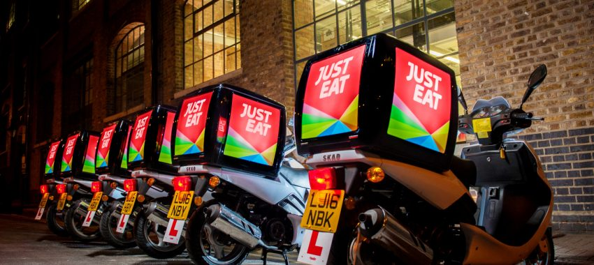 Just Eat and Takeaway.com reach agreement to gobble each other