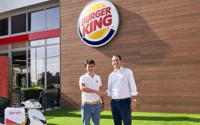 Burger King selects Just Eat as food delivery partner in Spain